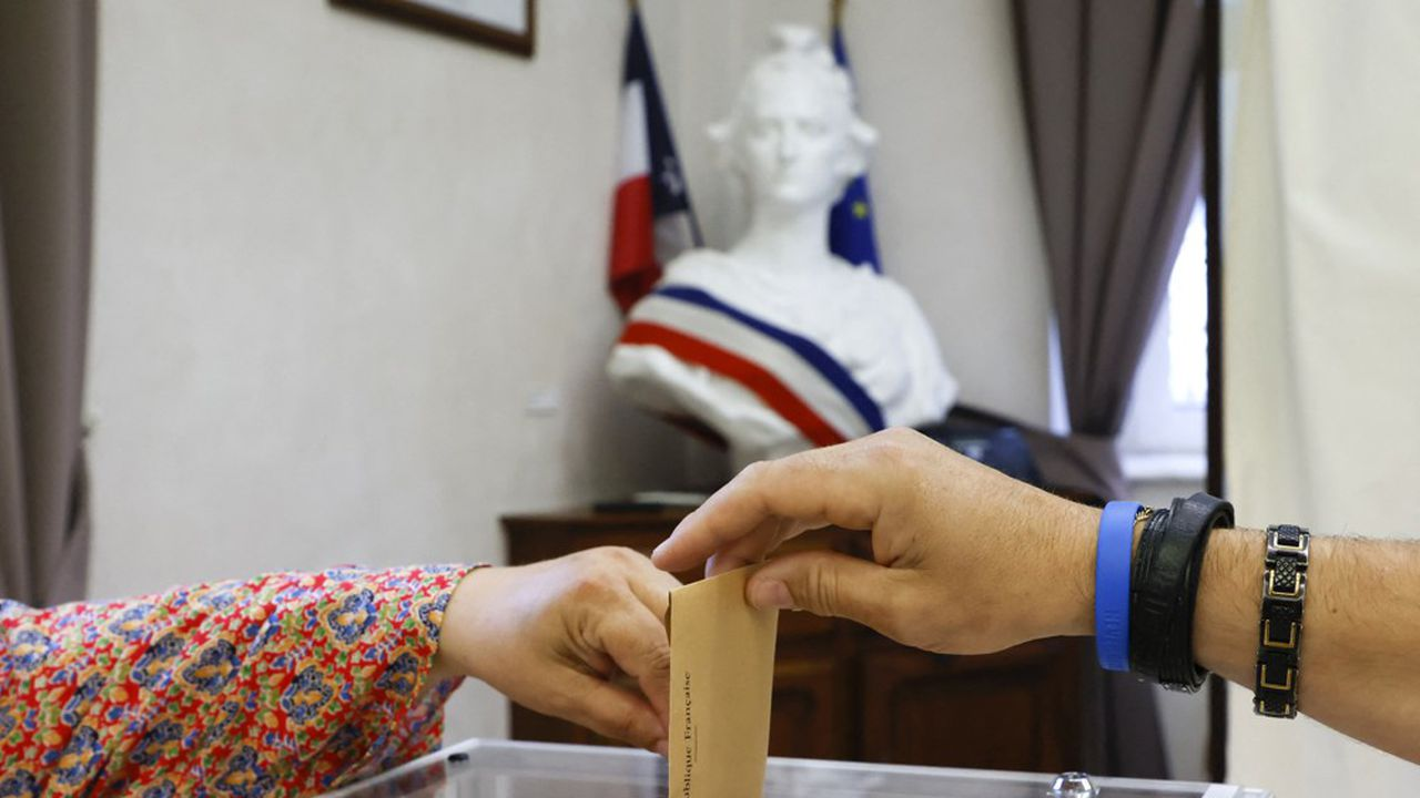 Les bureaux de vote sont ouverts depuis 8heures ce matin.