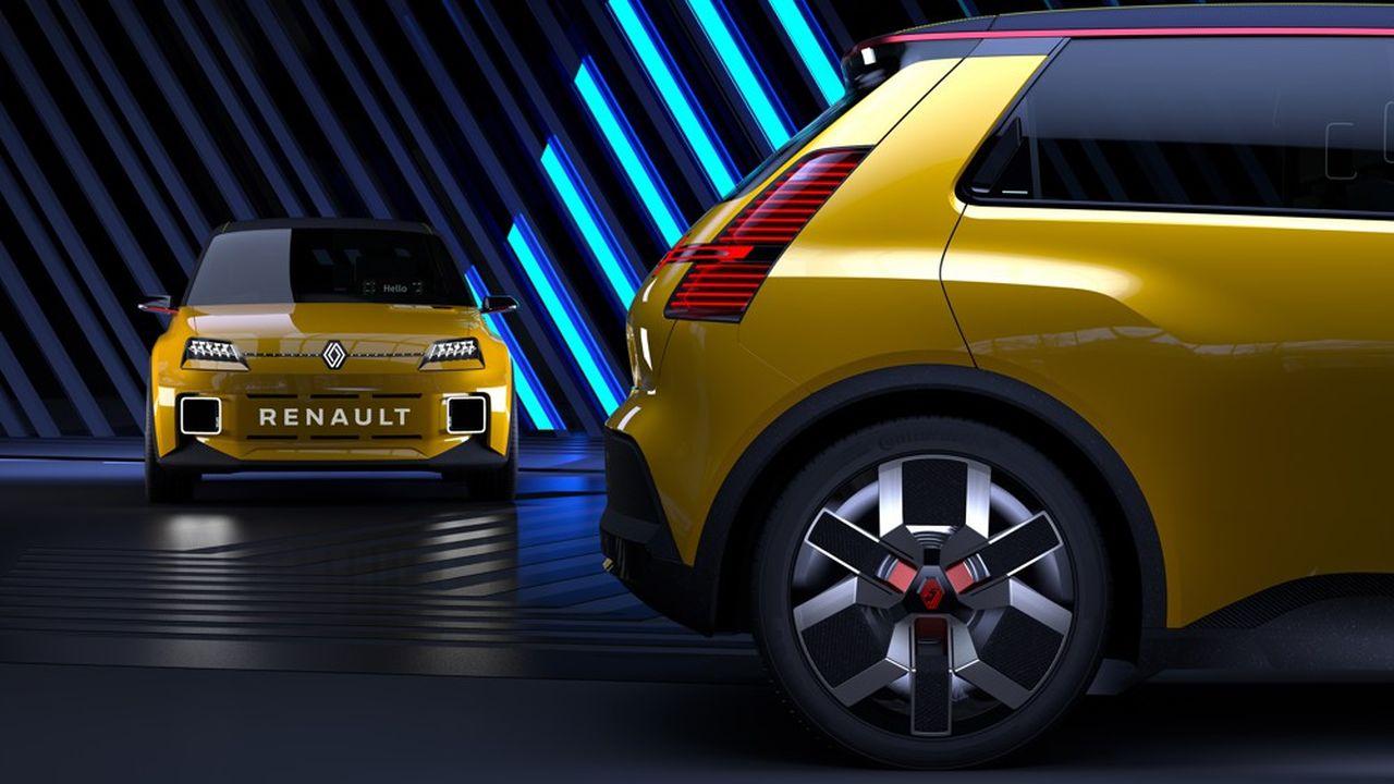 Deux nouvelles usines géantes de batteries en France pour Renault