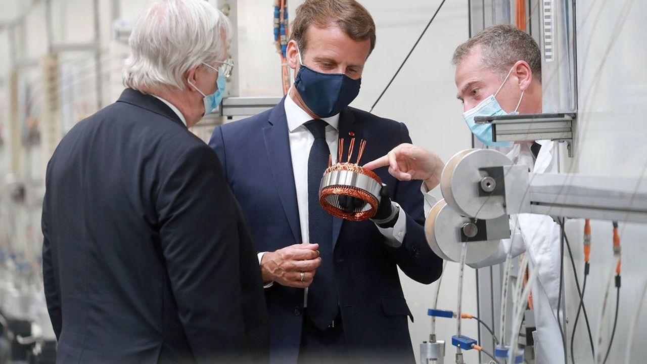 Régionales : Macron se projette déjà dans la dernière année de son quinquennat