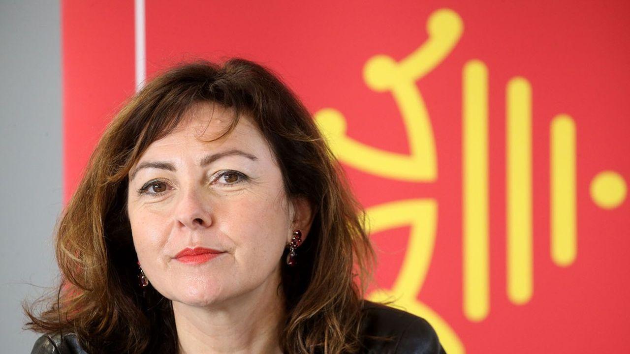 Carole Delga a défendu dimanche sa vision d'un nouveau modèle de société qui allie emploi et écologie.