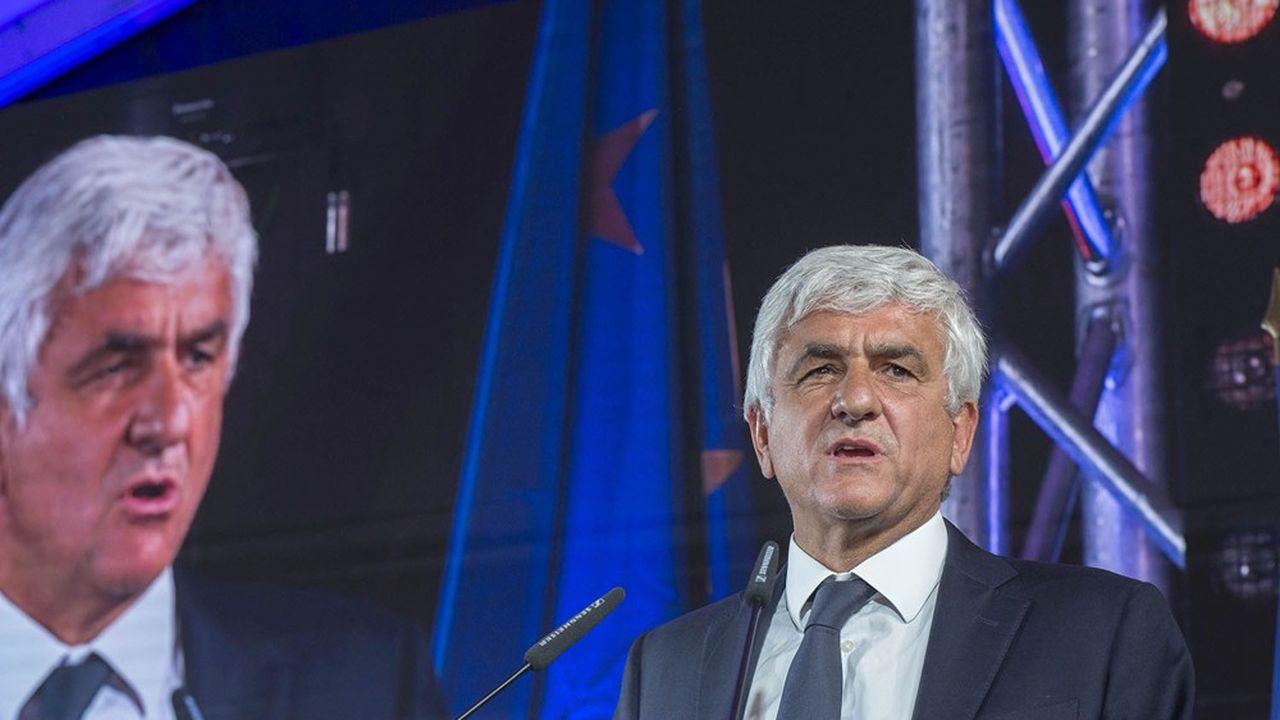 Régionales en Normandie : bien réélu, Hervé Morin promet un plan santé régional
