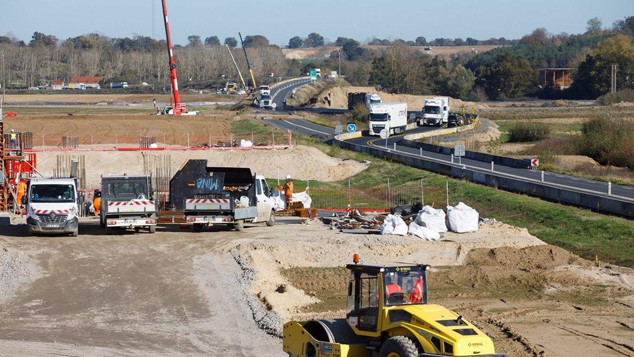 La forte activité de construction dans le Var expliquerait la recrudescence des dépôts sauvage selon les pouvoirs publics.