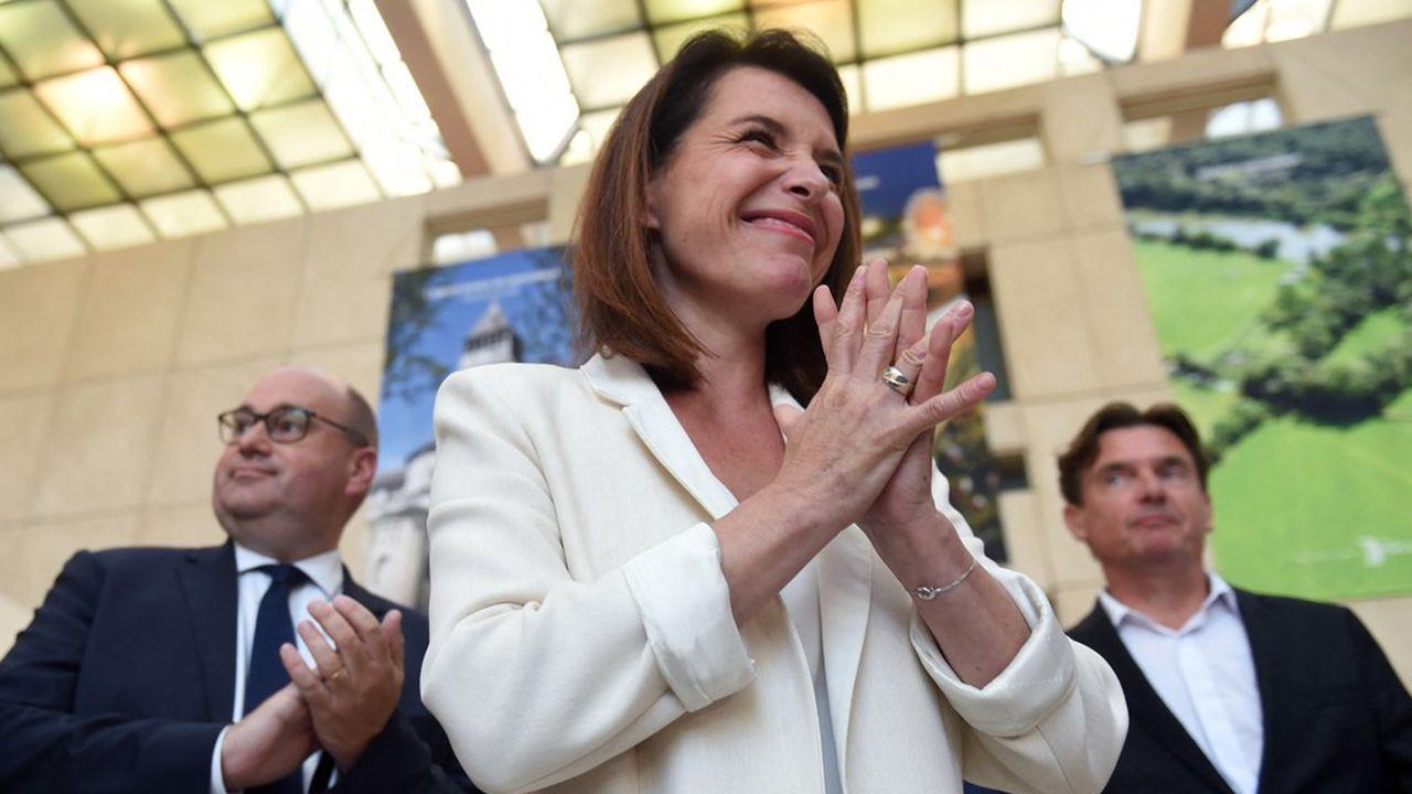 Christelle Morançais propose un dispositif facilitant la transmission des entreprises sur le thème «un retraité, un jeune installé».