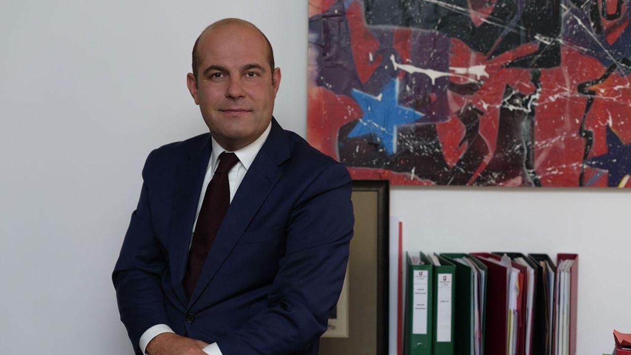 Benoît Jauvert, le président du directoire de Flornoy Gestion, connaît bien la famille Ferri chez qui il a commencé sa carrière dans la finance.