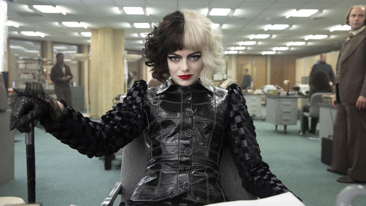 Emma Stone, star du film Cruella.