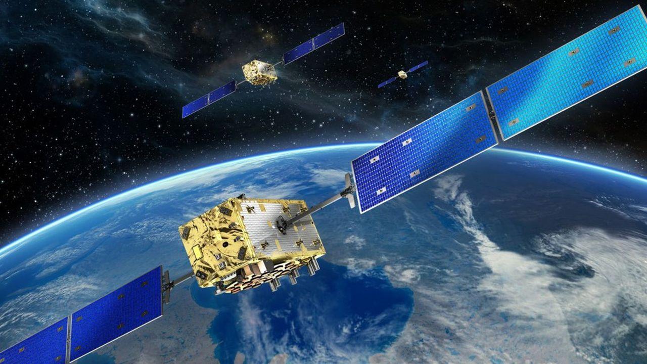 D'une toute petite entreprise spécialisée dans l'hydraulique, OHB est devenu le troisième plus grand constructeur de satellites européen.