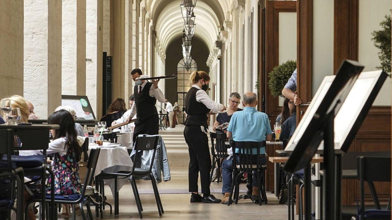 Deux Français sur trois sont revenus dans des établissements déjà connus avant la fermeture.