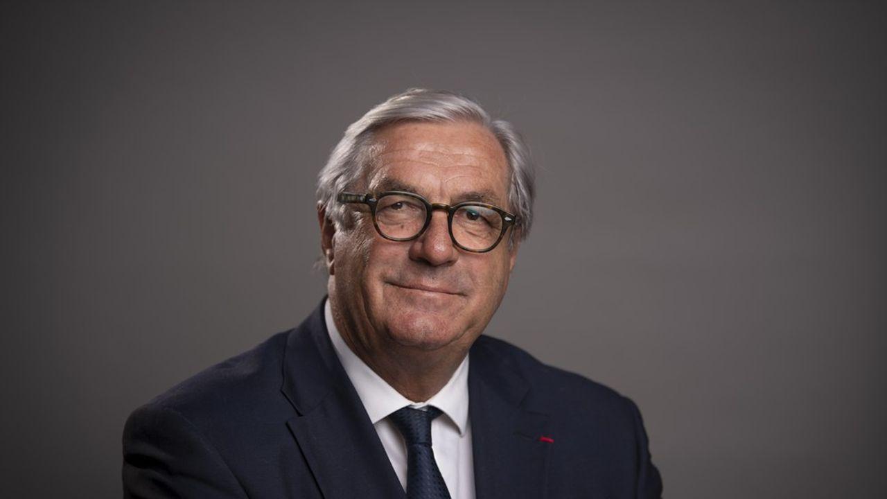 François Sauvadet brigue un troisième mandat à la tête de l'assemblée départementale.