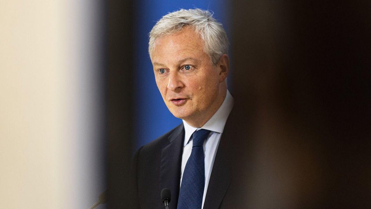 «Je suis favorable (à un relèvement de l'âge de départ) parce que c'est l'intérêt des Français et l'intérêt de la France», a estimé le ministre de l'Economie sur Cnews.