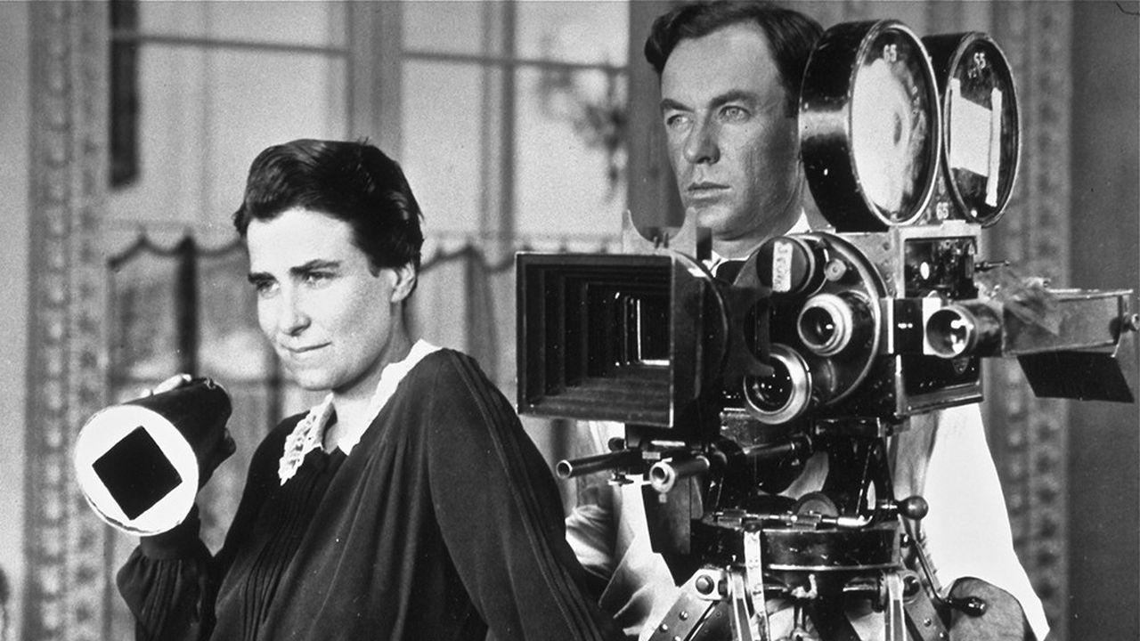 Dorothy Arzner (1897-1979), réalisatrice américaine et inventeuse de la perche, dans le documentaire «Et la femme créa Hollywood» des soeurs Kuperberg.