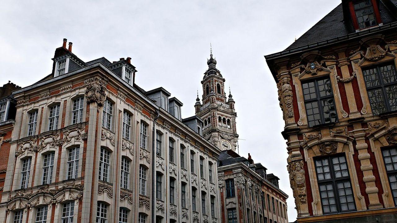 Avec un loyer moyen à 14,80euros au m2, le rendement locatif moyen s'élève à 5,50% sur la ville de Lille et jusqu'à 8,5% en périphérie immédiate.