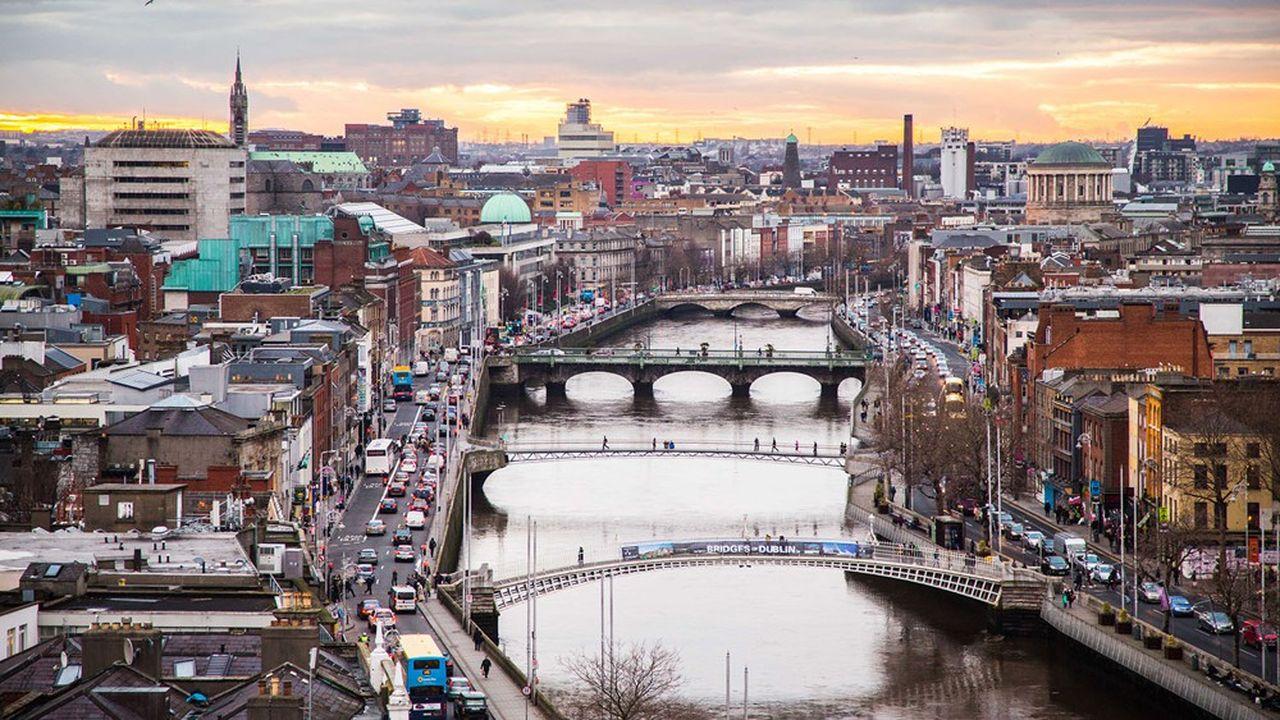L'Irlande pourrait perdre jusqu'à 2milliards d'euros de recettes fiscales avec la réforme en discussion à l'OCDE.