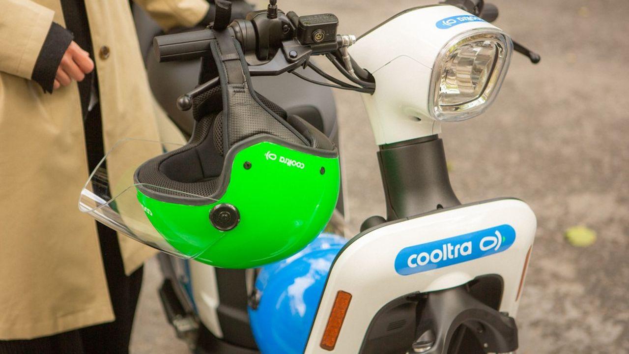 Cooltra semble le rival le plus sérieux pour Cityscoot. La société est déjà présente dans 6 villes (dont Rome, Madrid et Lisbonne) avec 7.500 scooters au total.