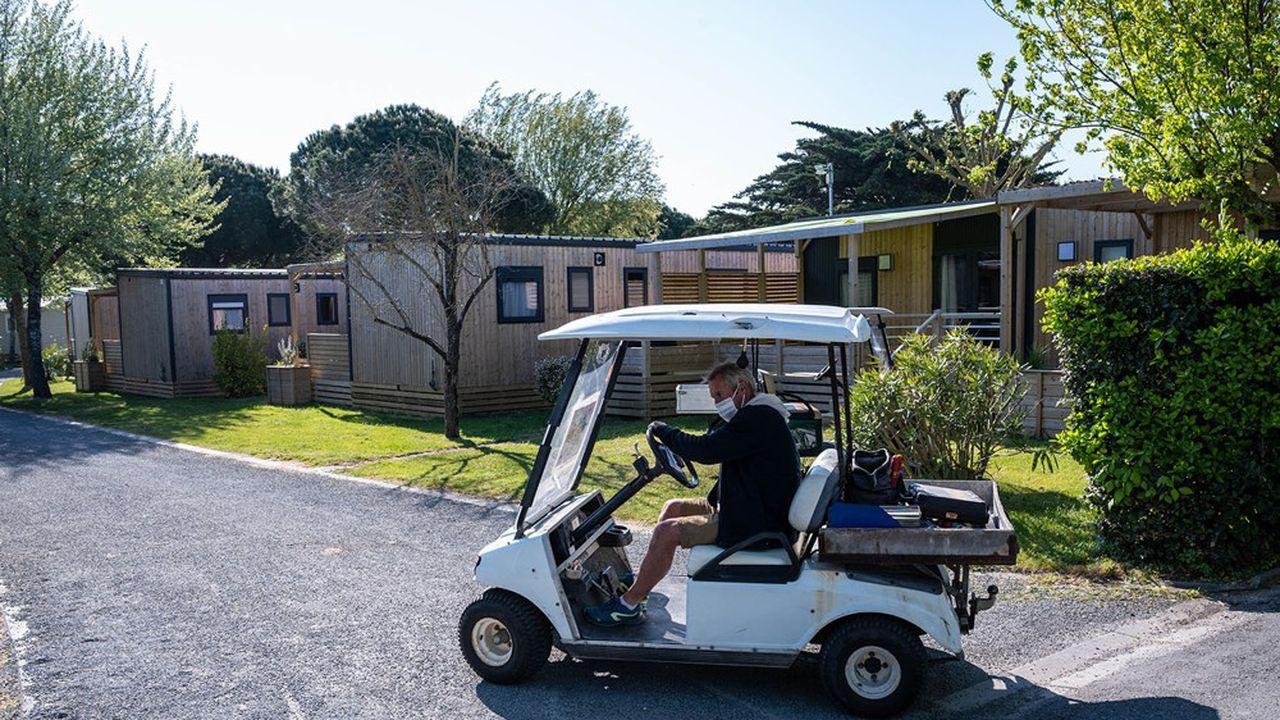 S'il est beaucoup question de la pénurie de personnels dans la restauration, les campings manquent également de saisonniers pour l'accueil et l'entretien.