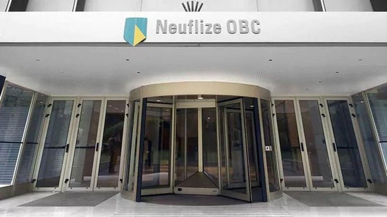 La banque Neuflize a revendu son siège à la fin de l'année dernière.