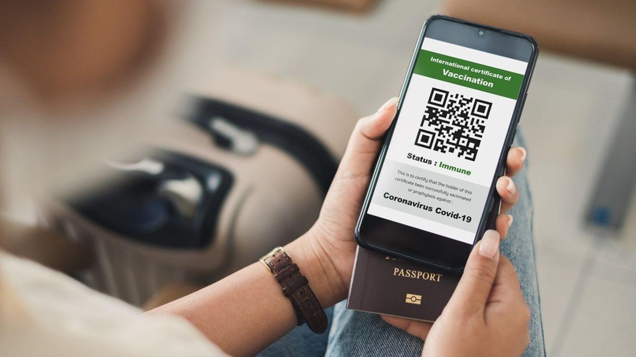 Le «green certificate» européen sera accessible en France depuis l'application TousAntiCovid.