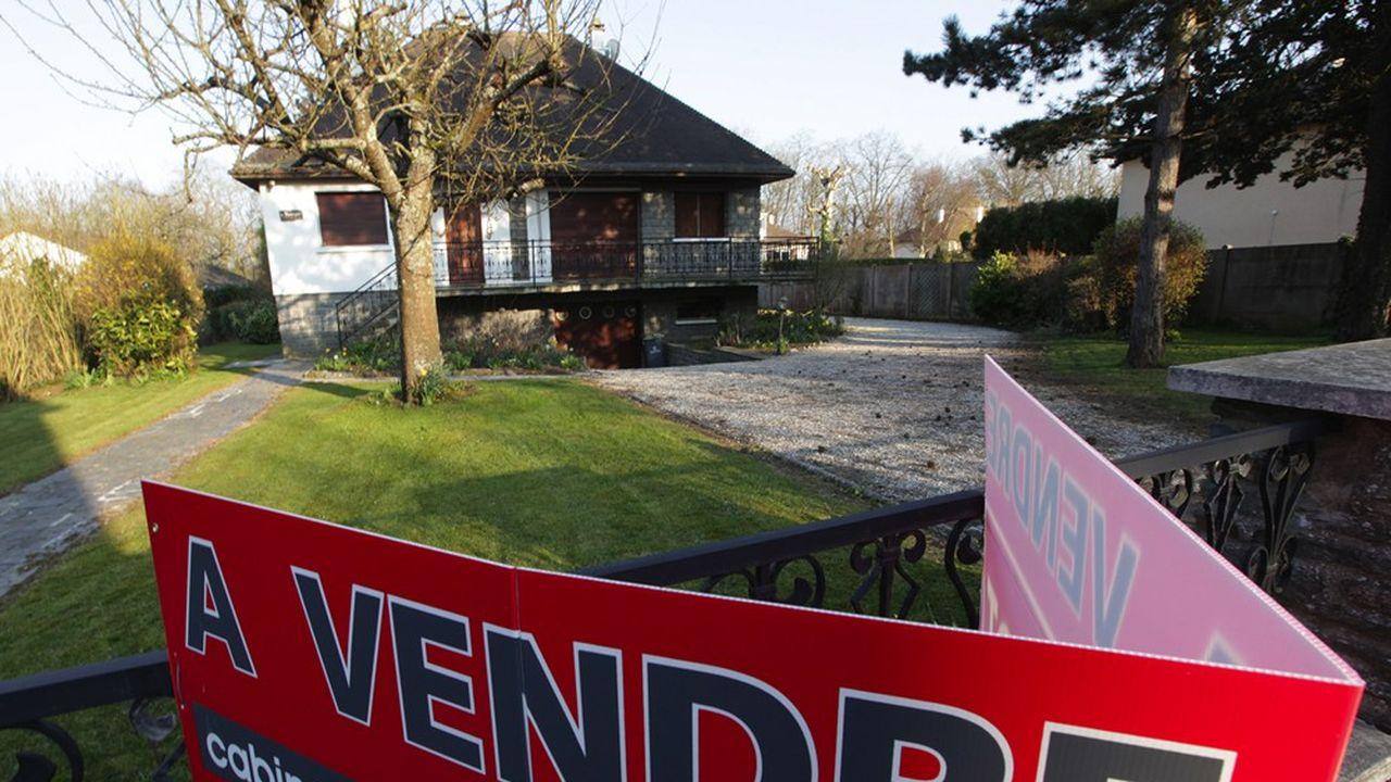 Une maison à vendre à Caen, l'une de ces communes de l'ouest qui a le vent en poupe.