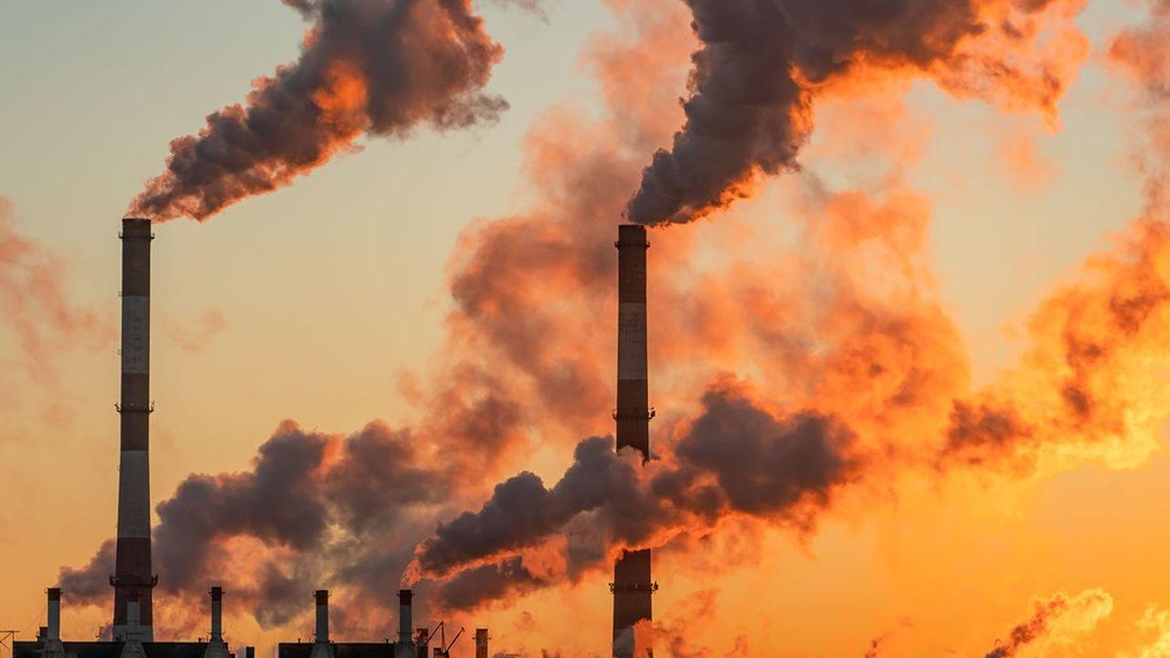 Le système européen des quotas carbone porte sur environ 45 % des émissions de CO2 de l'Union.