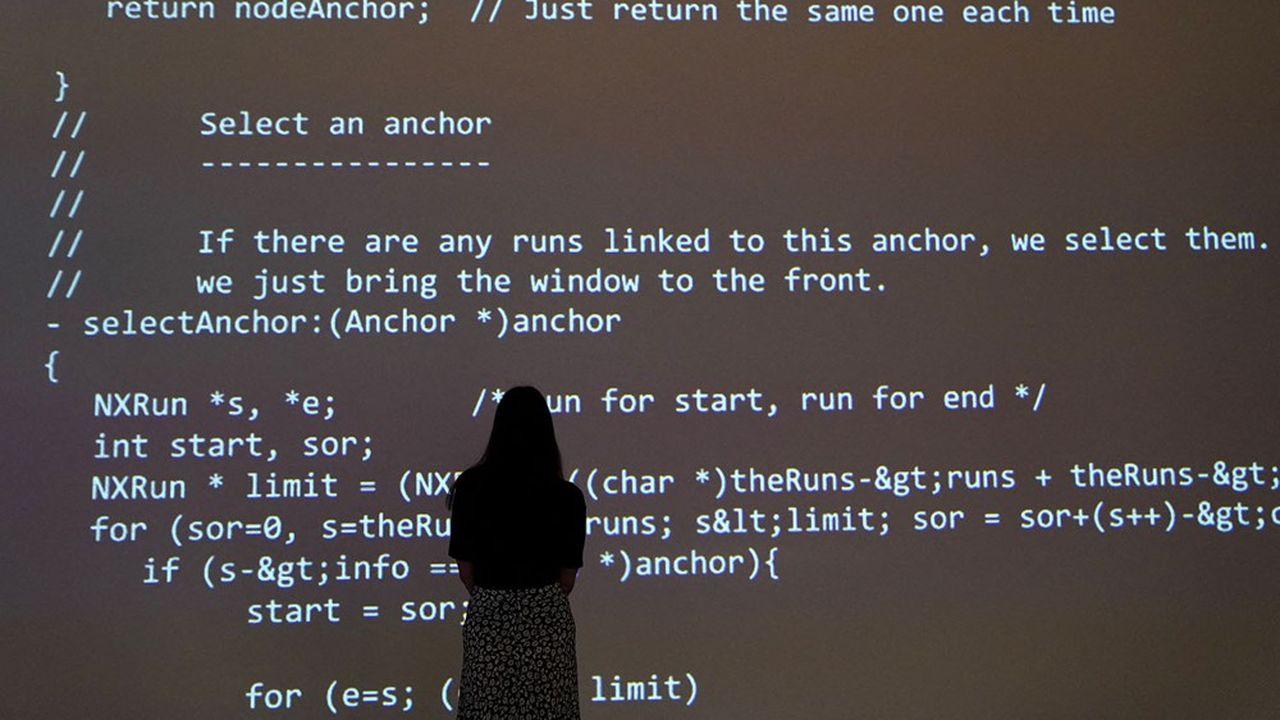NFT : le code source à l'origine du Web s'est vendu pour 5,4 millions de dollars