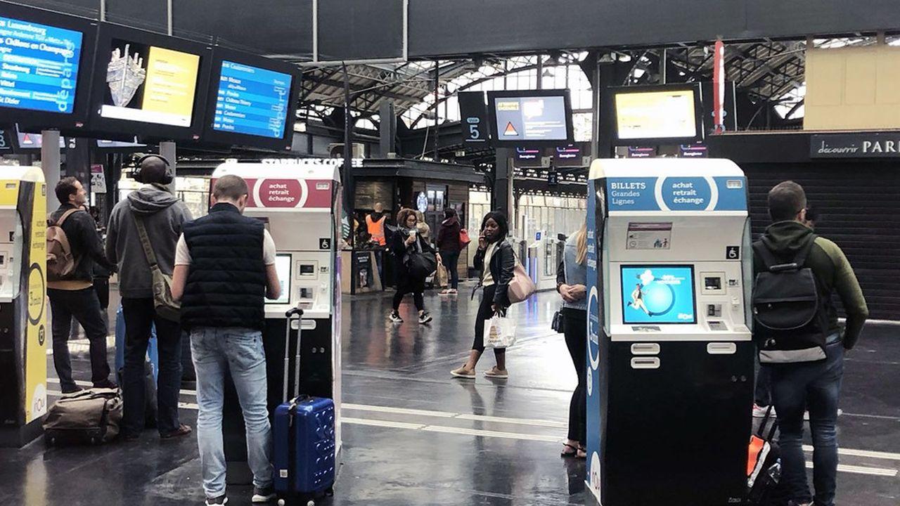 Claire Hédon recommande à la SNCF «de limiter la suppression des guichets dans les gares», en particulier sur le réseau TER.