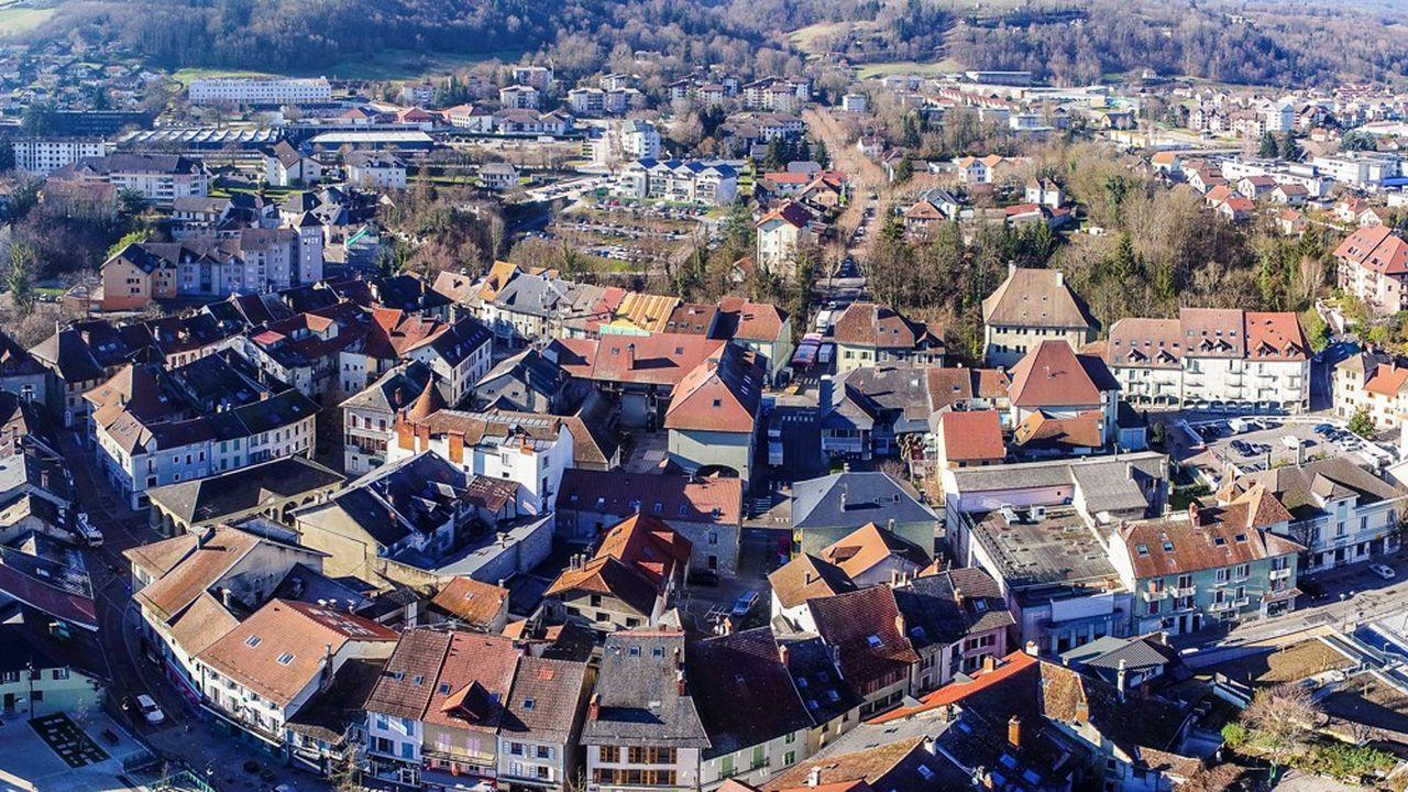 Rumilly met en place un plan d'aide à la rénovation des façades de la vieille ville