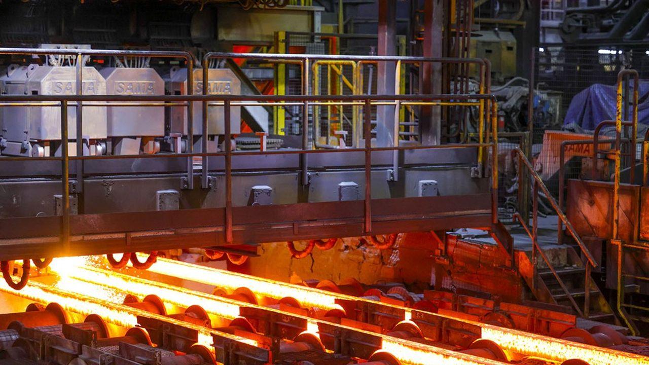 La pénurie intervient alors que les entreprises de la métallurgie ont des carnets de commandes de 5 à 10% plus fournis qu'en 2019.