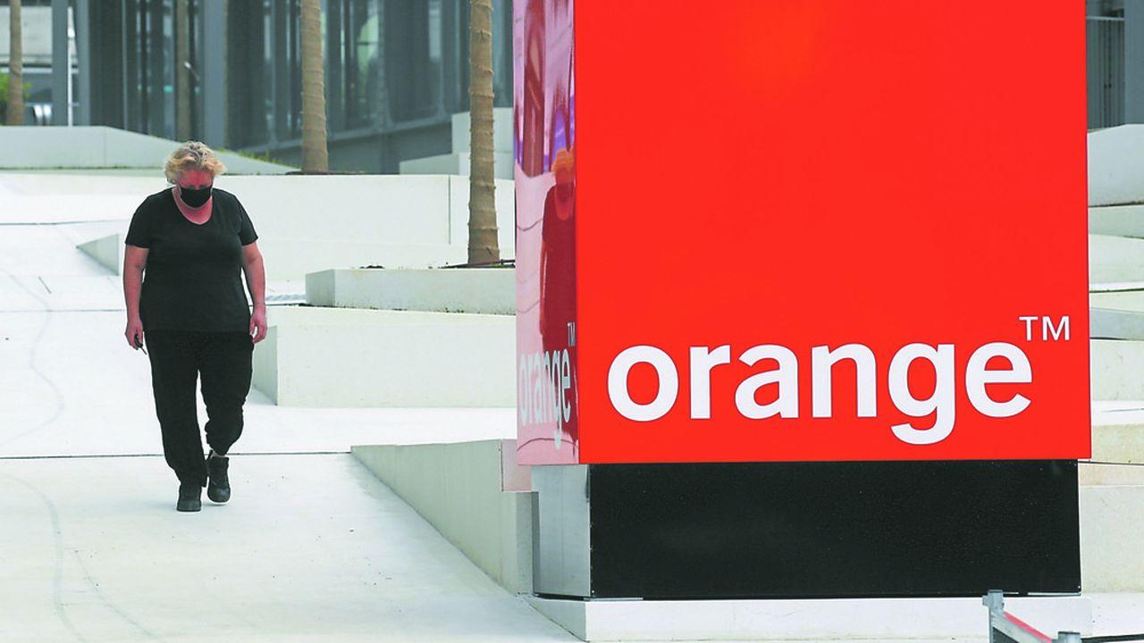 Orange prend 2,44% de Médiamétrie.