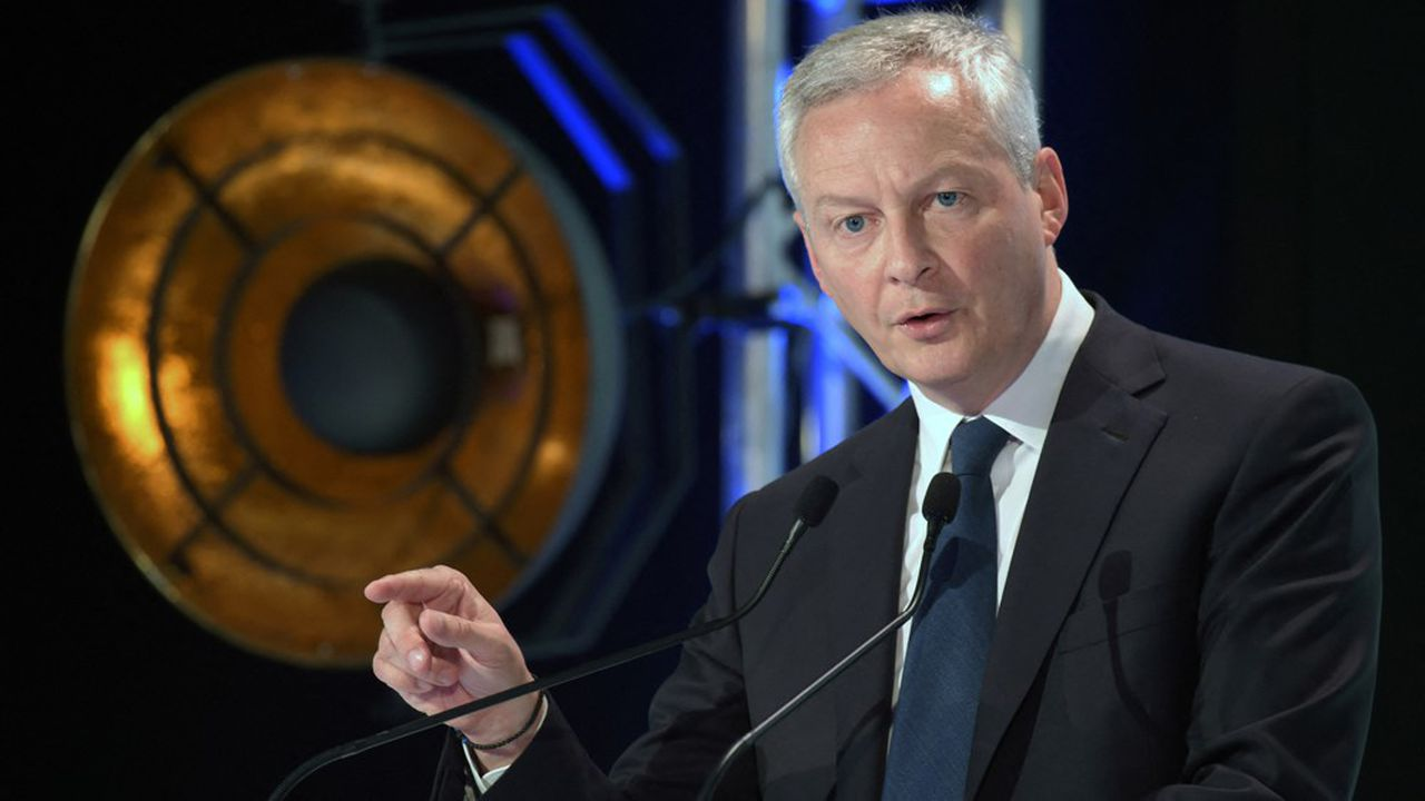 Pour Bruno Le Maire, le ministre français des Finances, c'est «l'accord fiscal international le plus important conclu depuis un siècle».