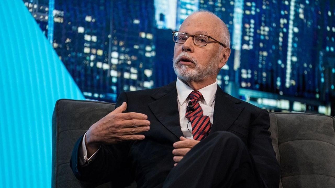 Paul Singer est le président d'Elliott, le fonds activiste américain.