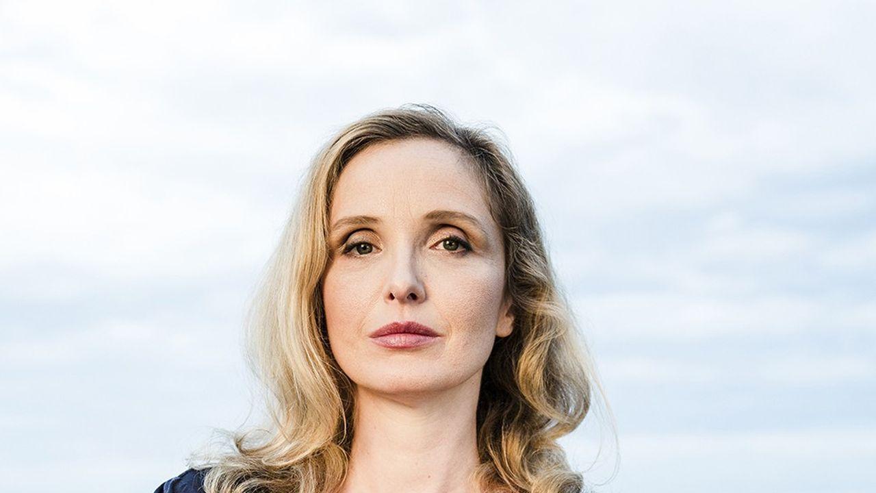 Julie Delpy, installée depuis vingt-huit ans à Los Angeles