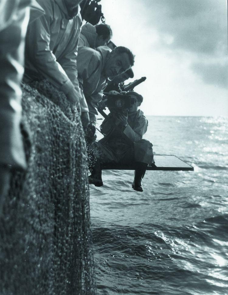 « Pêcheurs d'Islande », 1959 : un tournage acrobatique.