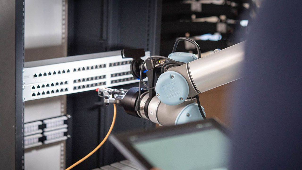 Micropsi développe un logiciel dit «d'intelligence artificielle» destiné à l'industrie, pour contrôler les processus des machines outils.