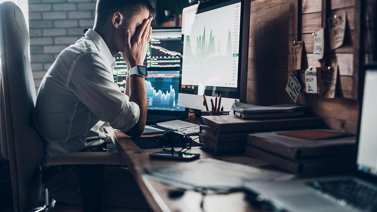 La qualité de vie des salariés américains a décliné pendant la pandémie, qu'ils soient en présentiel ou en distanciel, selon un sondage Gallup.