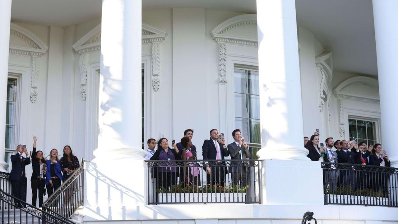 L'écart de salaire entre les hommes et les femmes de l'administration Biden s'est réduit et n'atteint plus que 1%.