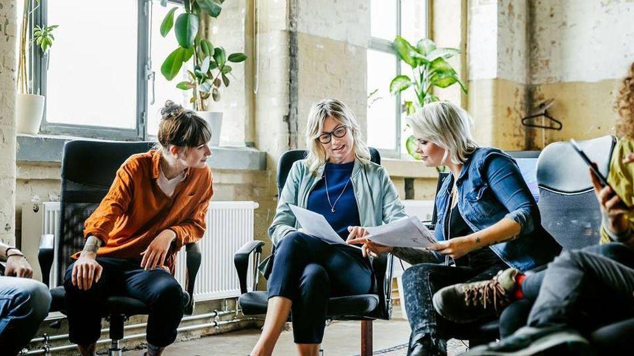 Plus d'un tiers des femmes interrogées estiment que la crise a plus que jamais renforcé leur envie d'entreprendre.