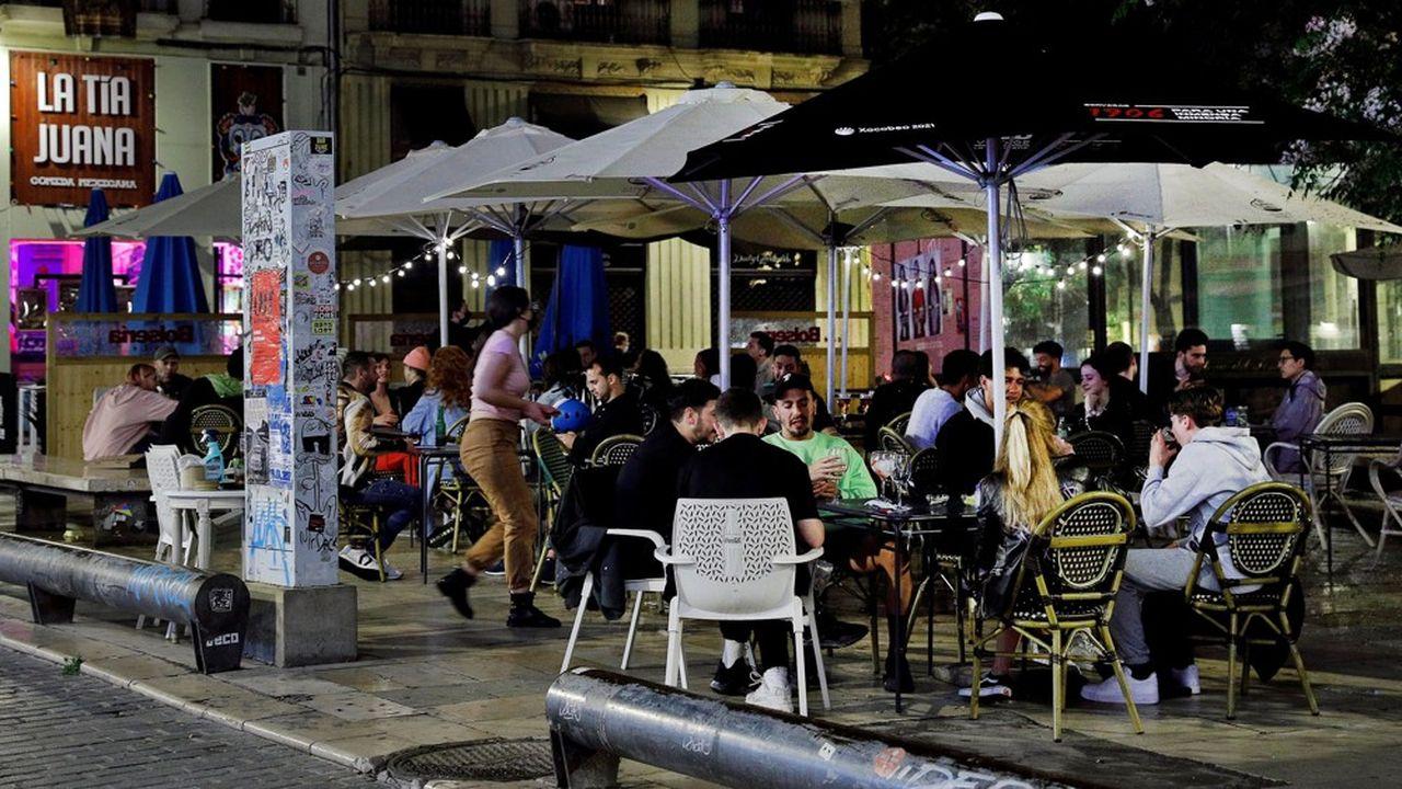 L'emploi est reparti avec force en Espagne depuis la levée de l'état d'alerte sanitaire et la fin des restrictions dans le domaine de l'hôtellerie.