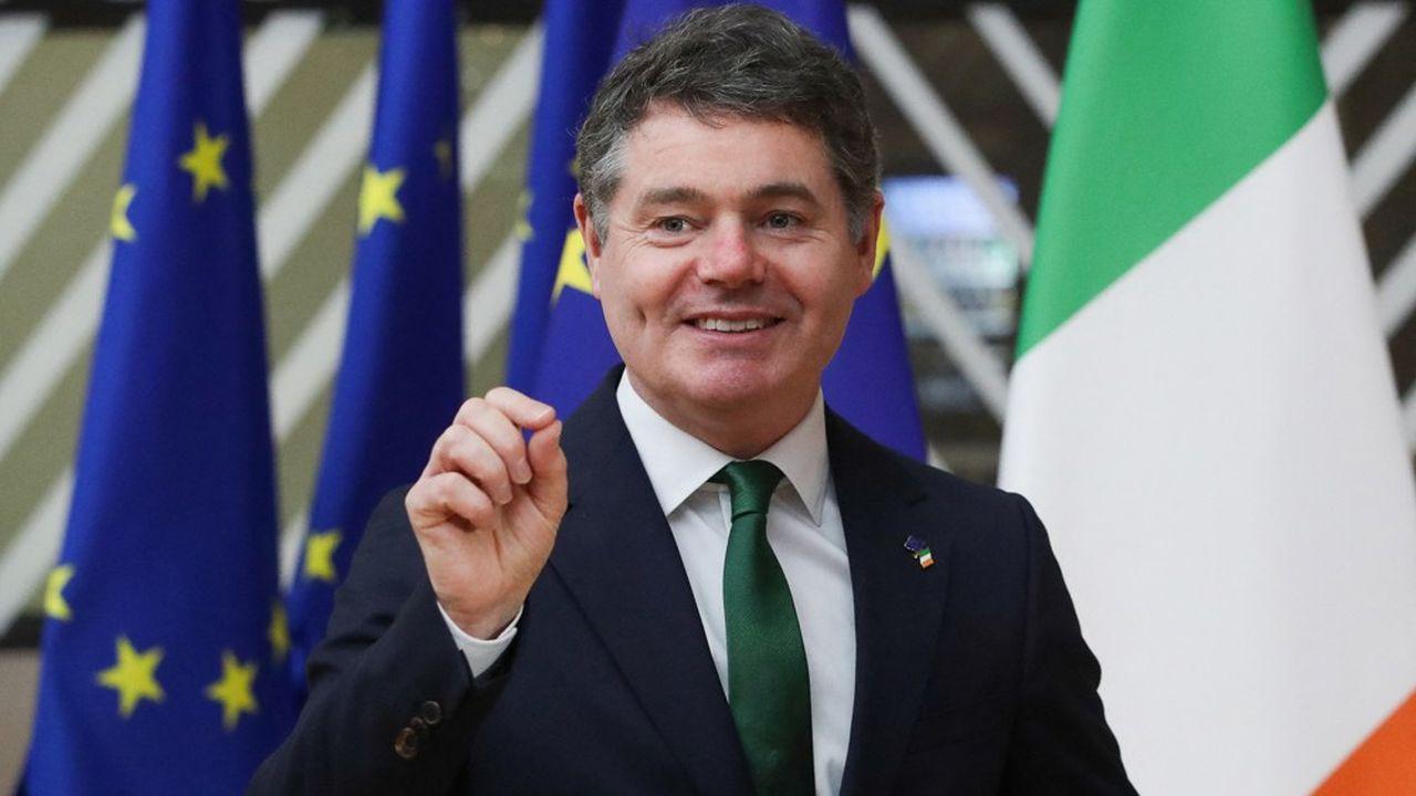 Le ministre irlandais des Finances, Paschal Donohoe, attaché au processus de négociation de l'OCDE, s'oppose encore au taux d'imposition minimum mondial pour les entreprises d'au moins 15%.