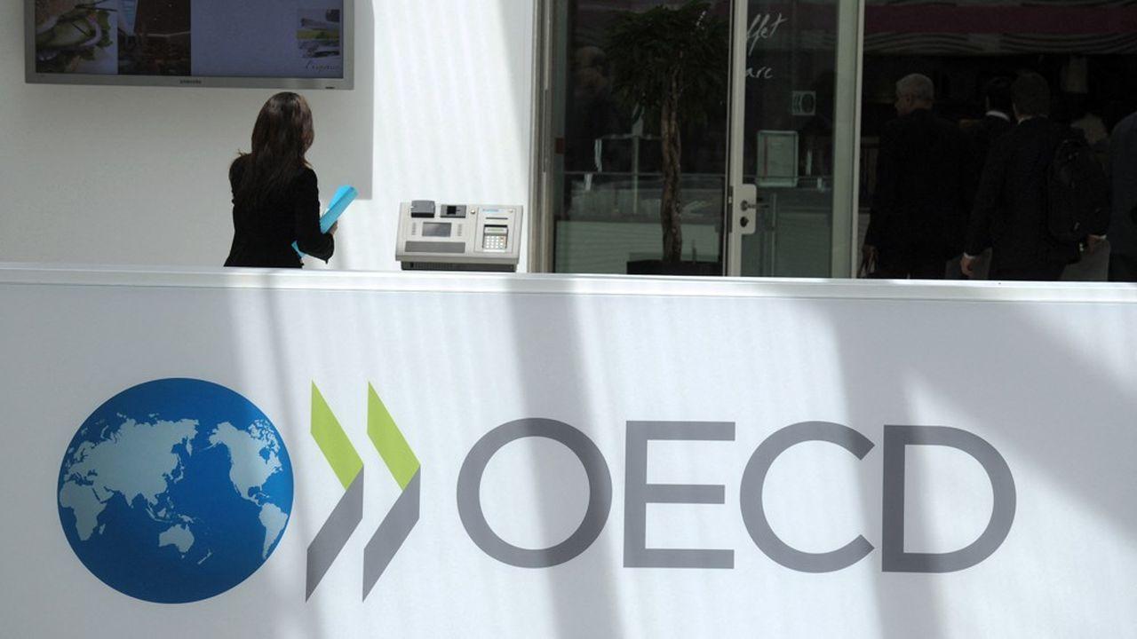 Les deux piliers de la réforme de la fiscalité internationale pourraient s'appliquer en 2023, selon l'OCDE.
