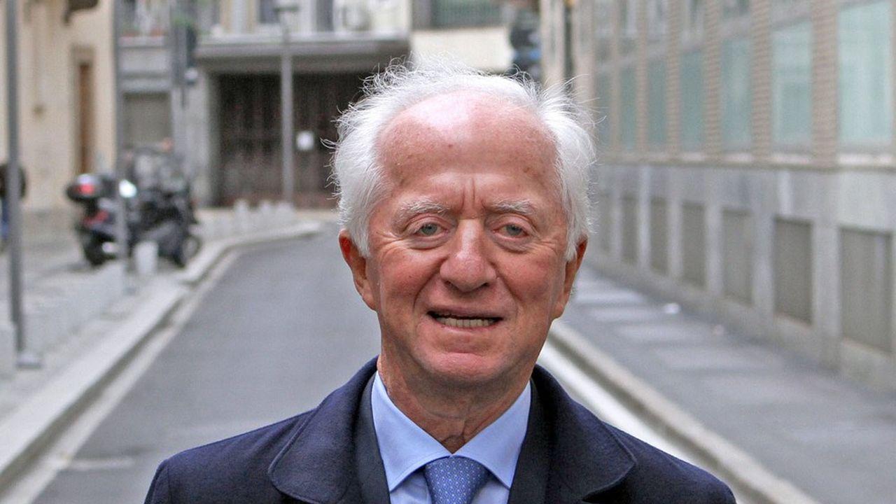 Leonardo del Vecchio est aussi le premier actionnaire d'EssilorLuxottica.