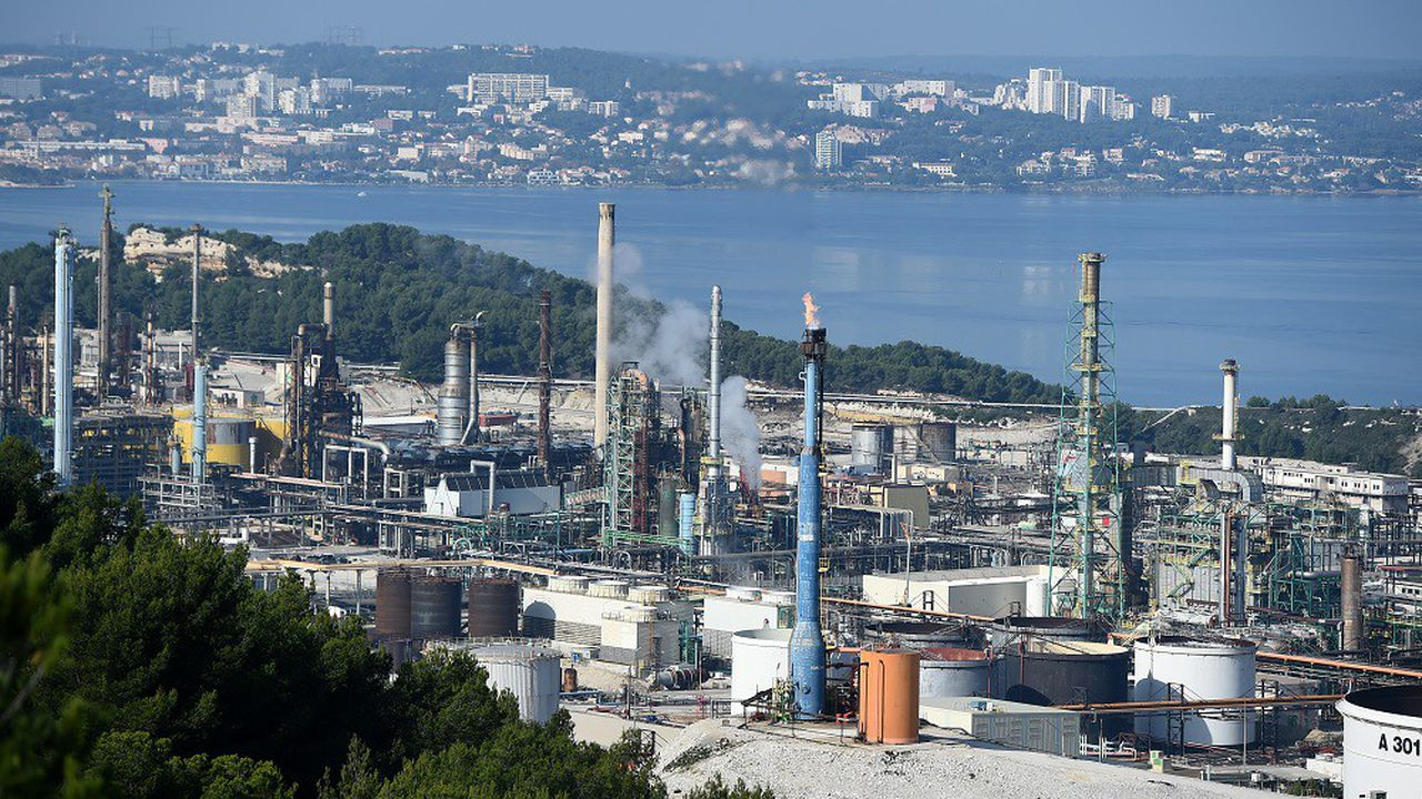 L'usage de l'huile de palme avait déjà beaucoup baissé à La Mède. Cette année, seules 100.000 tonnes seront utilisées contre 500.000 au départ.