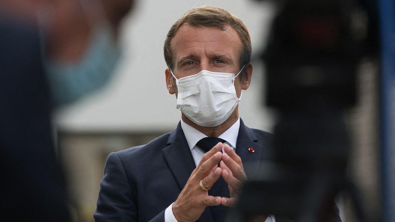 Emmanuel Macron doit s'exprimer cette semaine sur les priorités des derniers mois de son quinquennat. La réforme des retraites est au centre de toutes les attentions