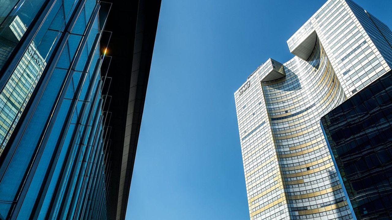 Le siège de KPMG France à La Défense est complété par quelque 220 bureaux dans l'Hexagone.