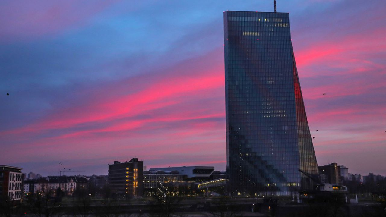 La BCE veut conclure rapidement sa revue stratégique
