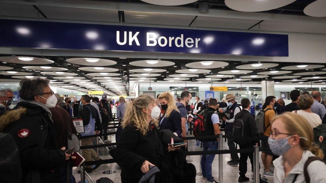 L'aéroport d'Heathrow a accumulé 2,4milliards de livres de pertes depuis le début de la pandémie.