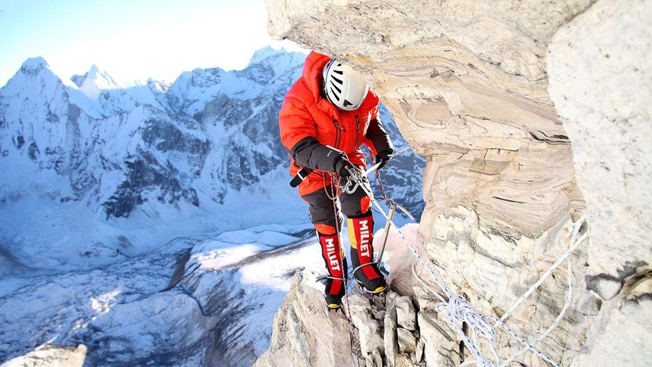 Millet se positionne sur l'alpinisme et la verticalité et Lafuma sur le trekking et la randonnée.