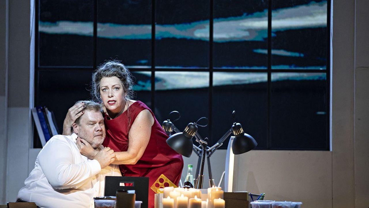 L'opéra de Wagner transposé dans le monde des start-up par Simon Stone.