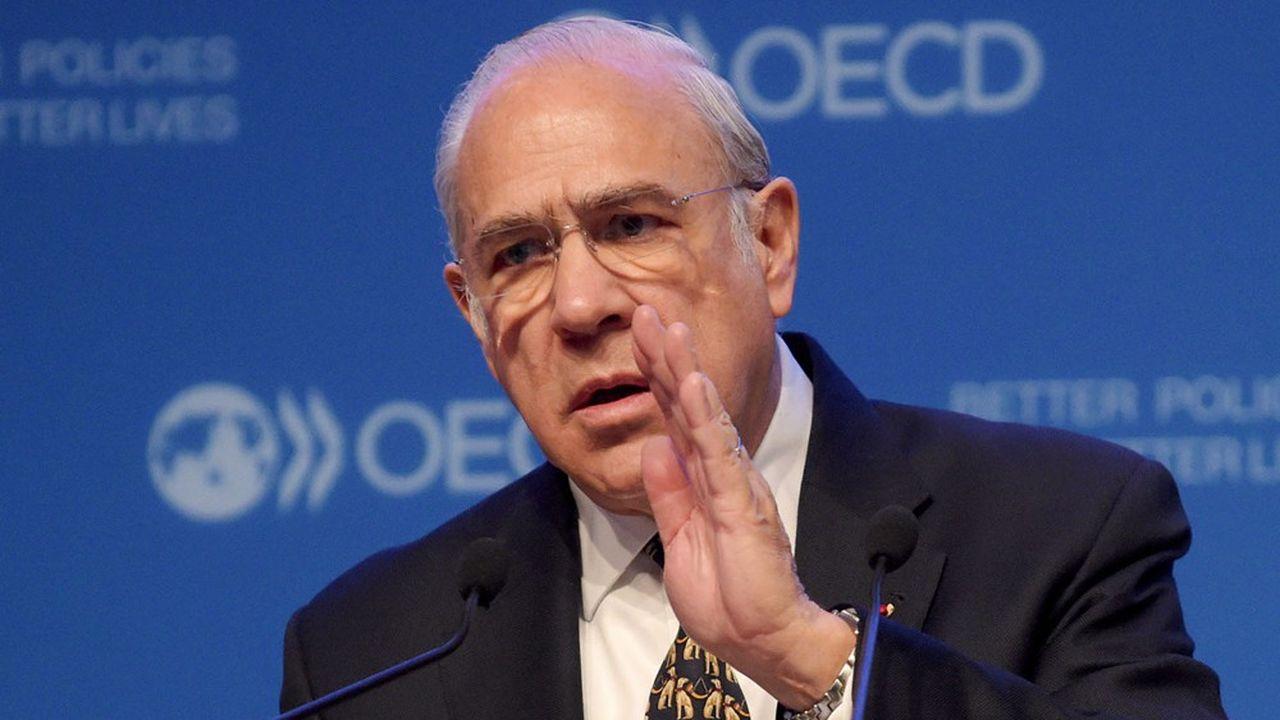 Pour Angel Gurria, Secrétaire général de l'OCDE, le but ultime de la réunion ministérielle n'est rien d'autre que le sauvetage des démocraties.