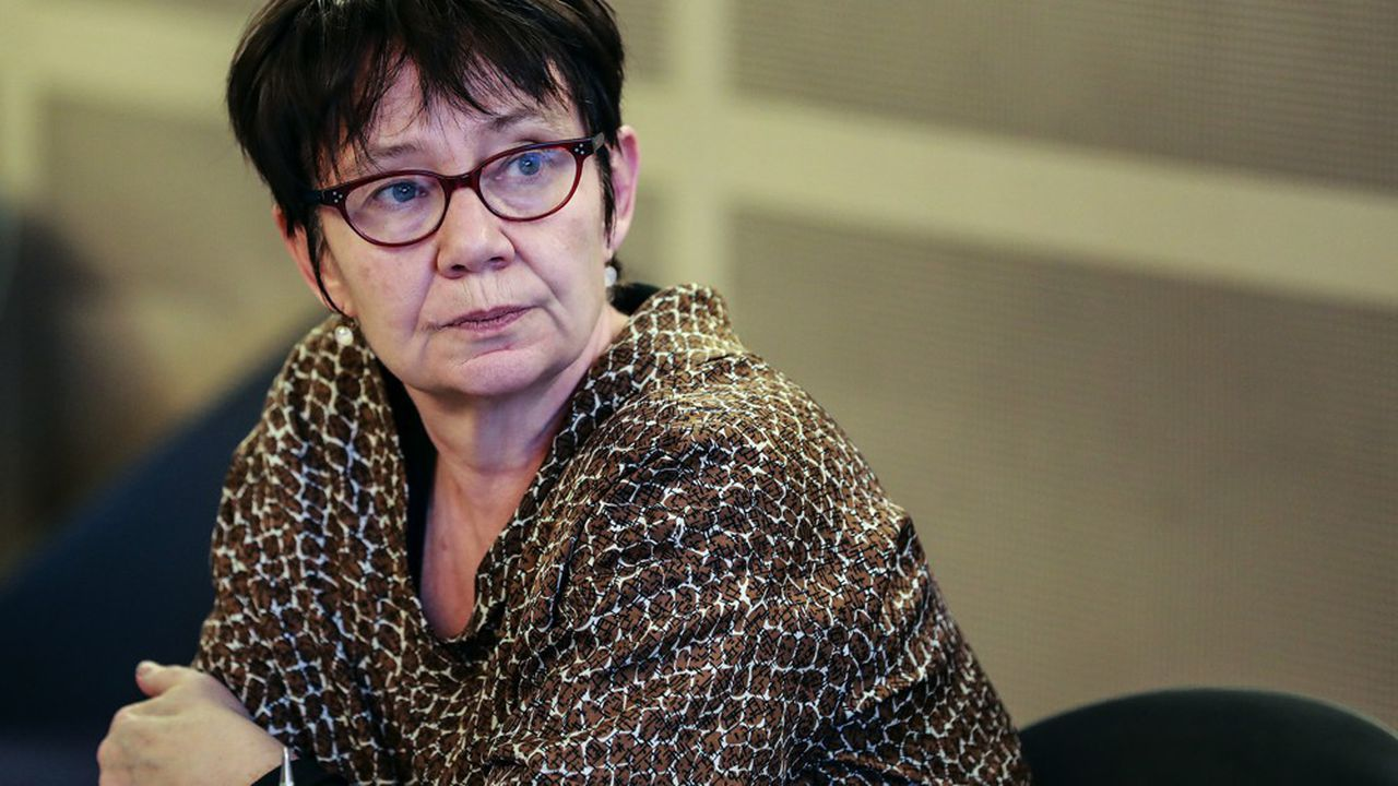 Présidente du Club de Paris, Odile Renaud-Basso se réjouit des progrès enregistrés durant l'été pour alléger le fardeau des pays pauvres.