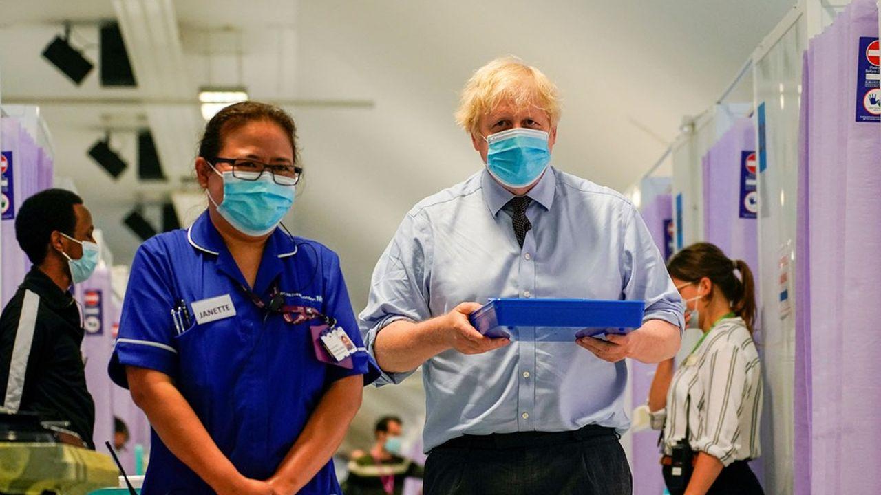 Le Premier ministre britannique, Boris Johnson, annonce la levée de toutes les restrictions pour le 19juillet.