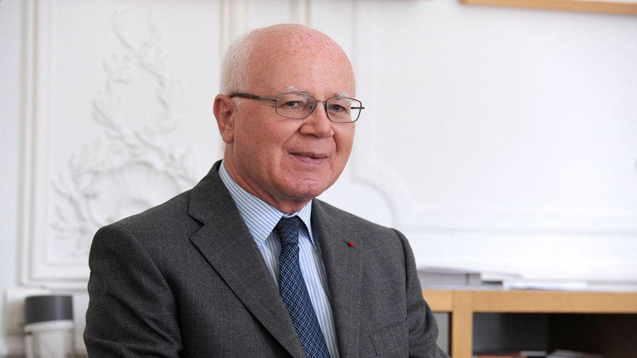 Bruno Lasserre, le vice-président du Conseil d'Etat.